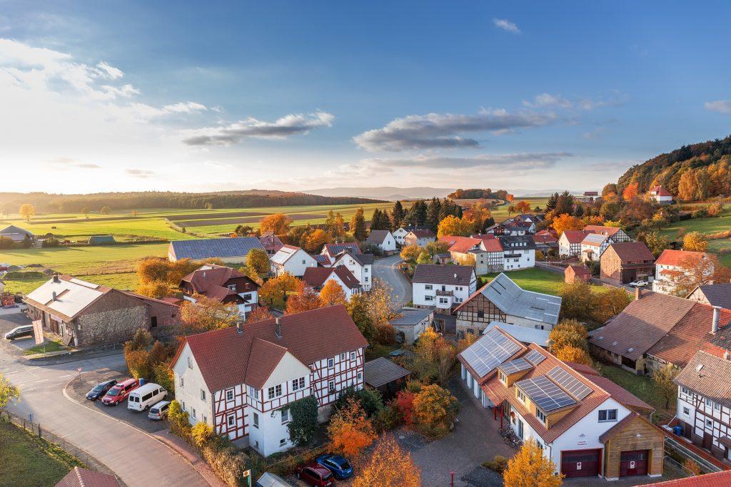 Das Dorf heute
